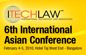 ITECHLAW Asia 2010