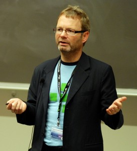 Speaking at Open Source Days 2008