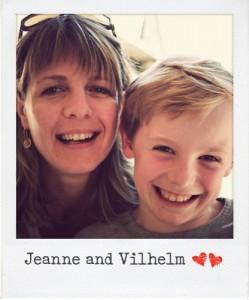 Jeanne and Vilhelm