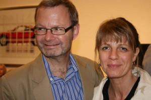 eanne og Martin von Haller Groenbaek