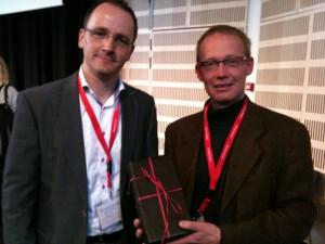 Jesper Ritsmer Stormholt and Jonas Hedman