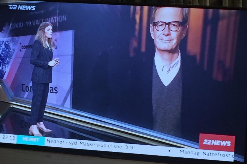 TV2 News interviem skærmbillede